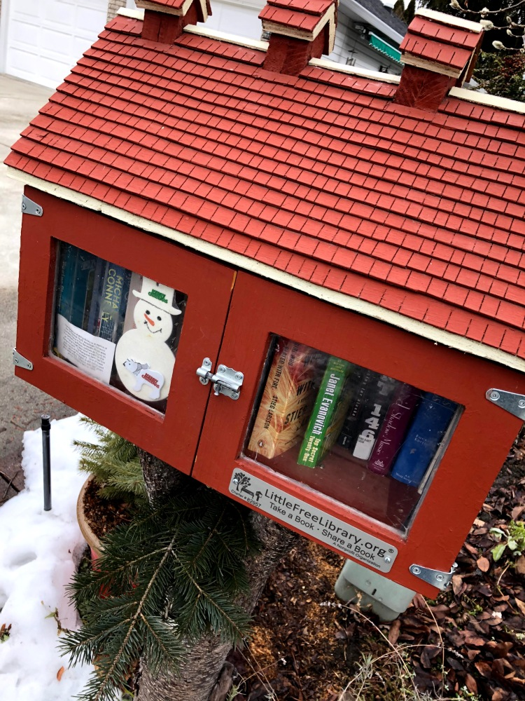 New Traditions: Restocking Neighbourhood Free Little Libraries